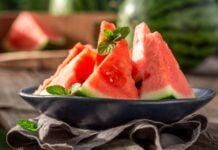Er vannmelon sunt