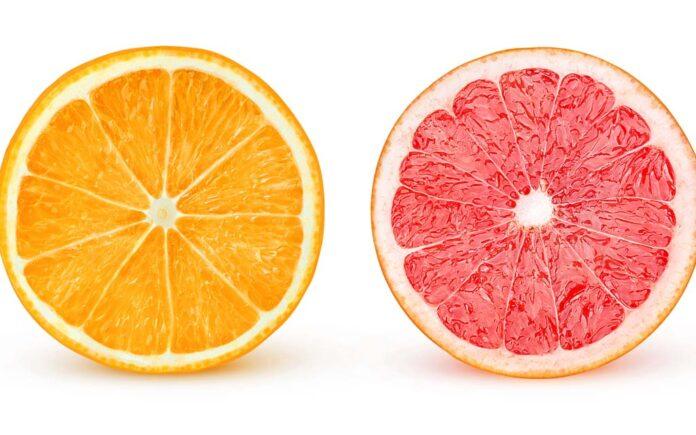 Frukt med lite kalorier
