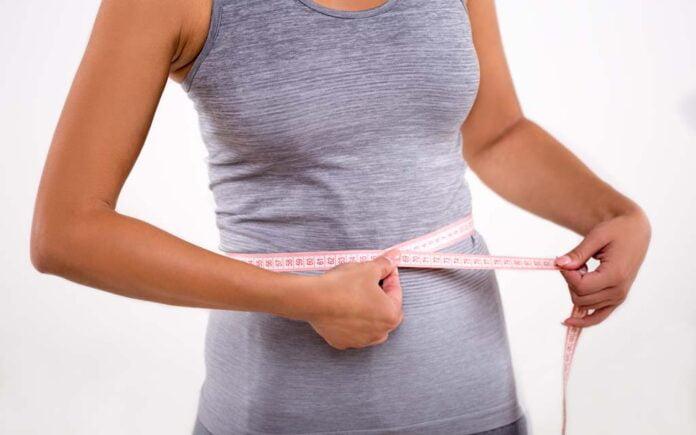 Går opp i vekt når jeg slanker meg