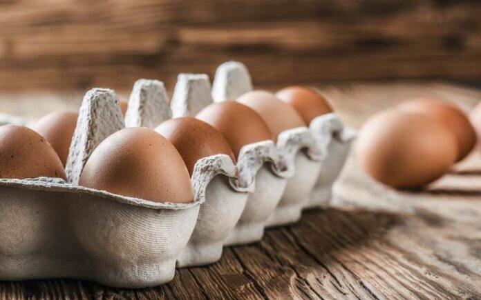 Hvor lenge koke egg