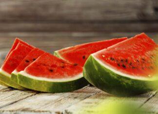 Kalorier i vannmelon