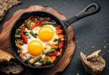 Middag uten karbohydrater