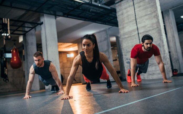 Sirkeltrening øvelser