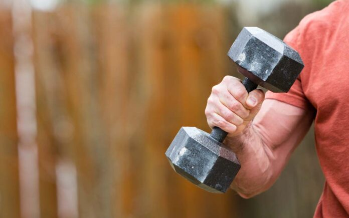 Eksentrisk trening