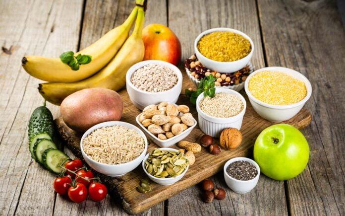 Karbohydrater i mat