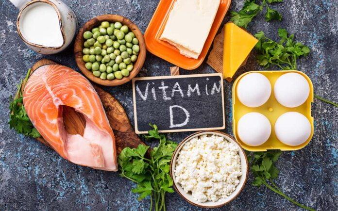 Mangel på D vitaminer