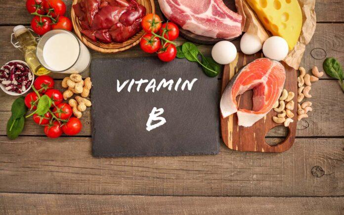 Mat med B vitaminer