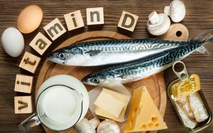Mat med D vitamin