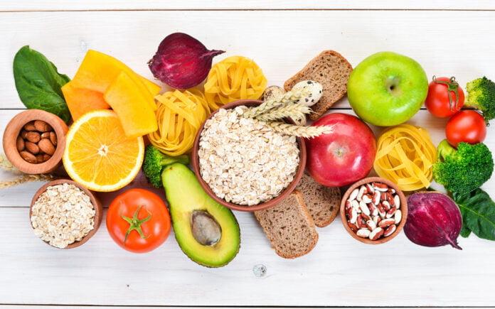 Mat med karbohydrater