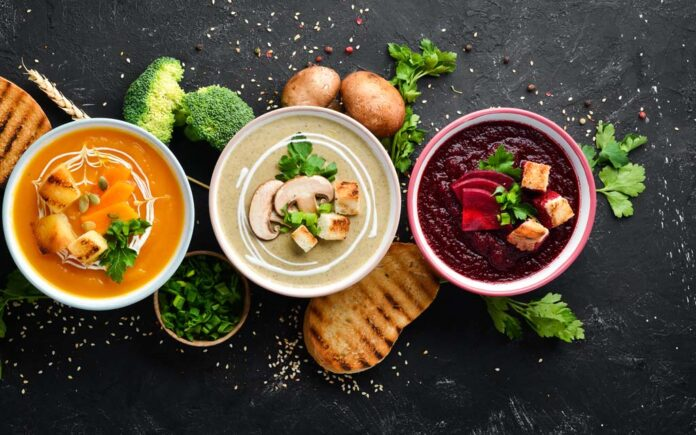 Proteinrik vegetarmat