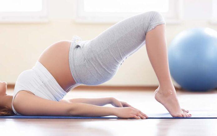Trening for gravide