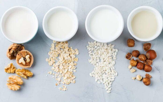 Vegansk melk