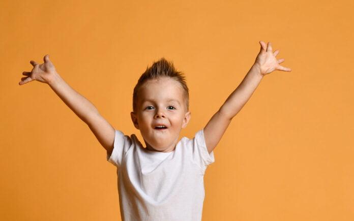 Fysiske aktiviteter for barn