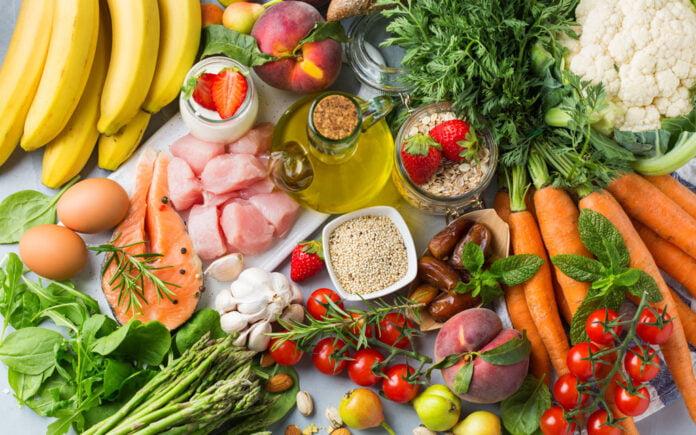 Mat med minst kalorier