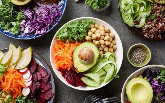 Vegansk diett
