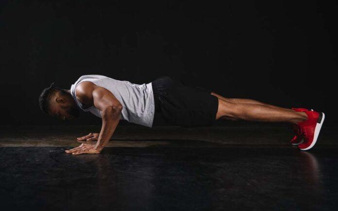 Hvordan klare push-ups