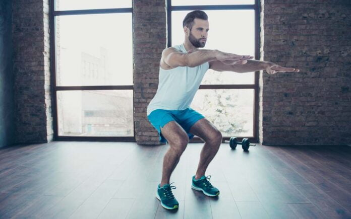 Kaloriforbrenning styrketrening
