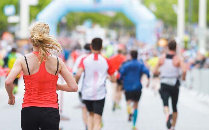 Løpe maraton