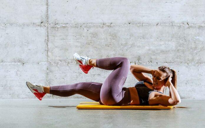 Mest effektive mageøvelser