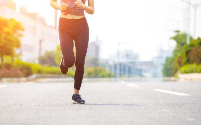 Trening etter maraton