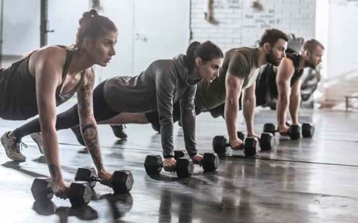Gå ned i vekt med styrketrening