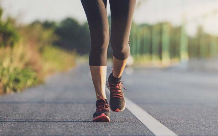 Gå en mil om dagen