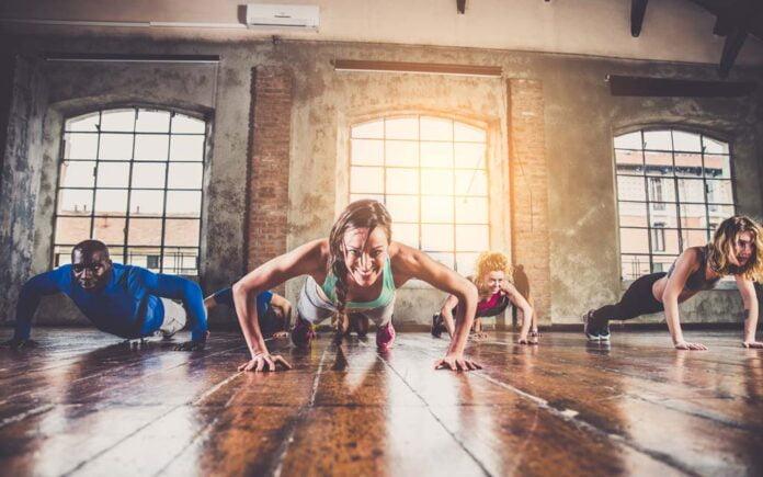 Gå ned i vekt trening