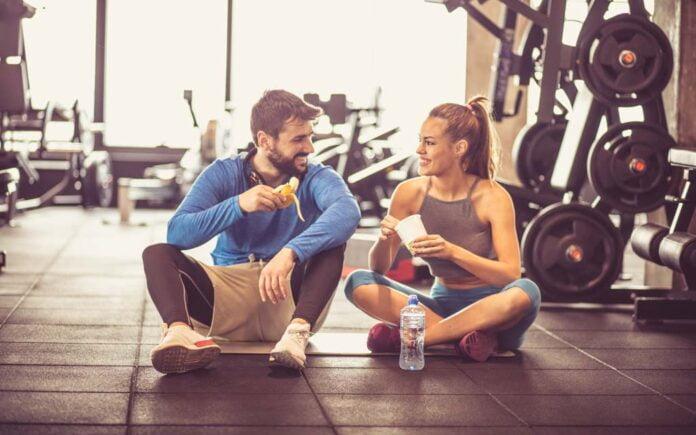 Hva bør man spise når man trener mye