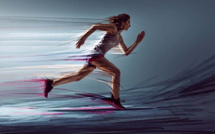 Hvor mye må man løpe for å gå ned i vekt