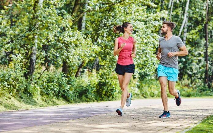 Hvorfor jogge