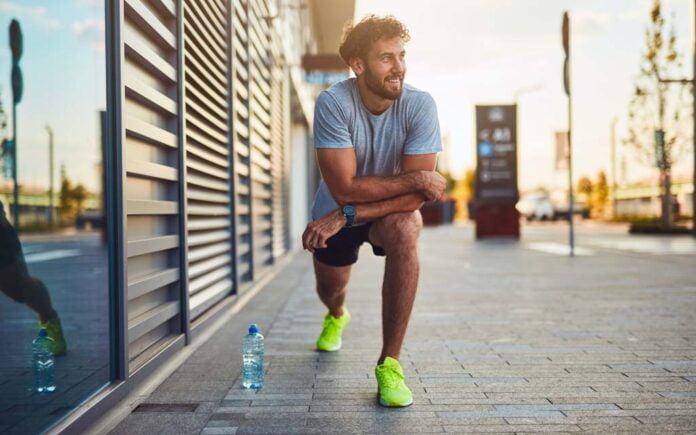 Hvorfor tøye etter løping