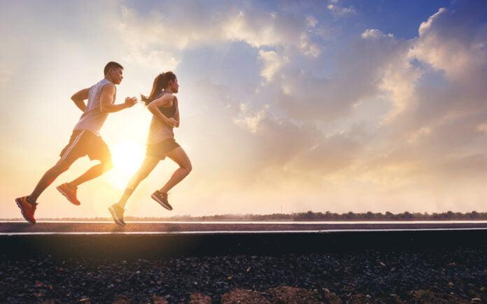 Lære å jogge