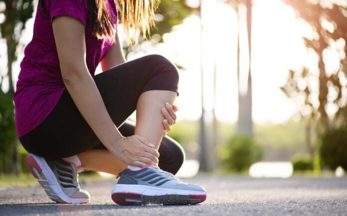 Løpe etter skade