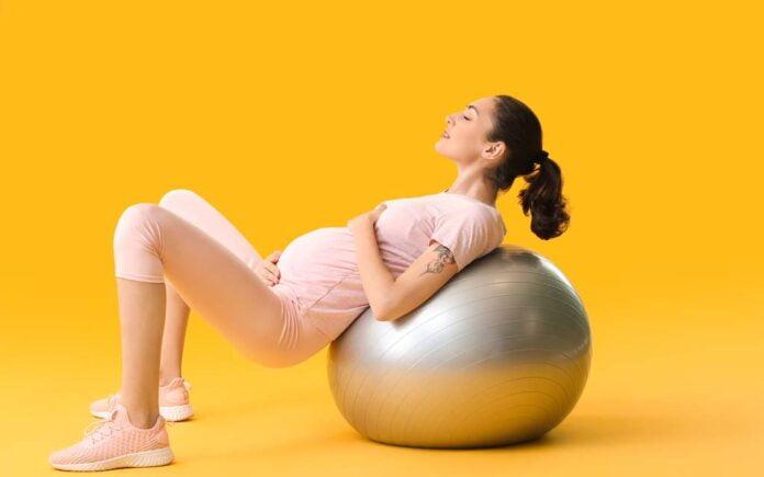 Magetrening gravid