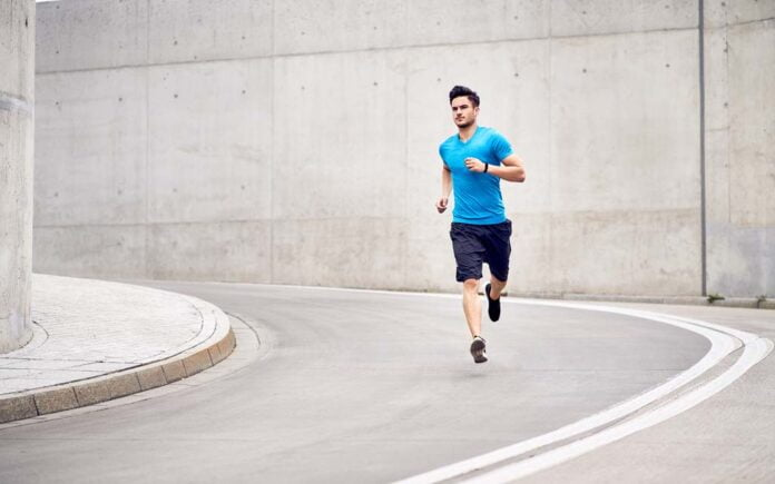 Terskeltrening løping