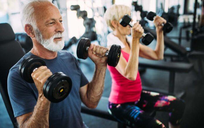 Trening for 70 åringer