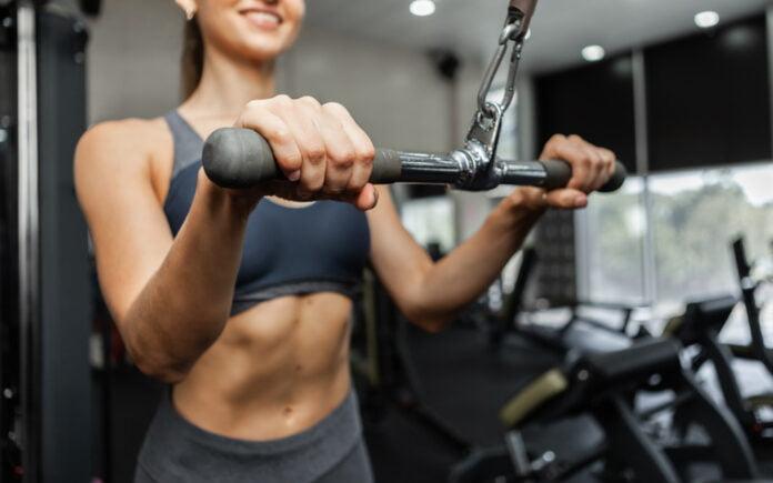 Trening triceps