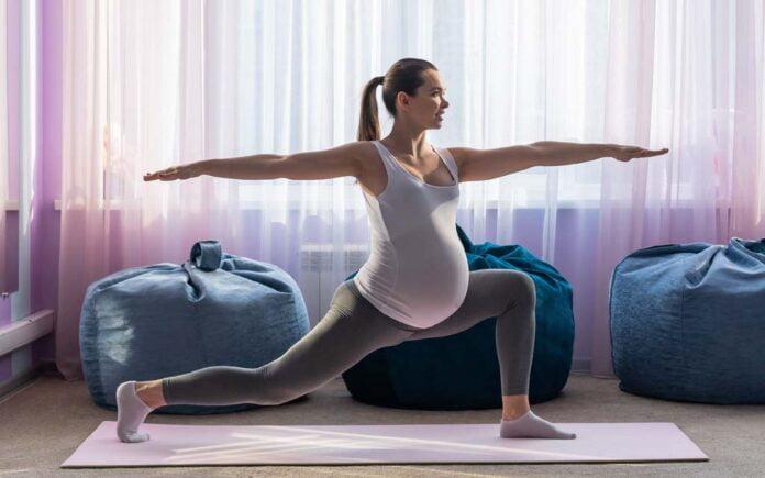 Trening under graviditet