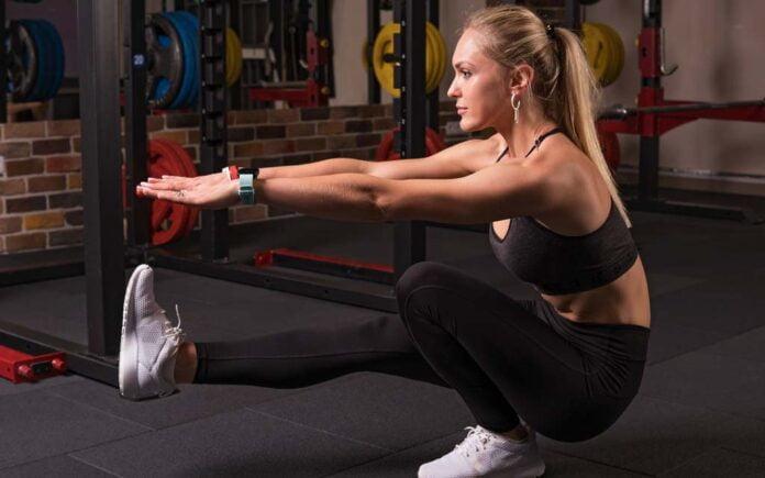Treningsprogram bein jenter