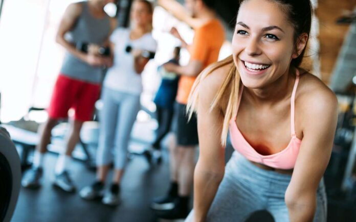 Treningsprogram for å gå ned i vekt jenter