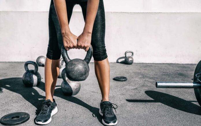 Treningsprogram slanking og styrke