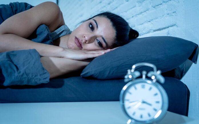 Får ikke sove etter trening
