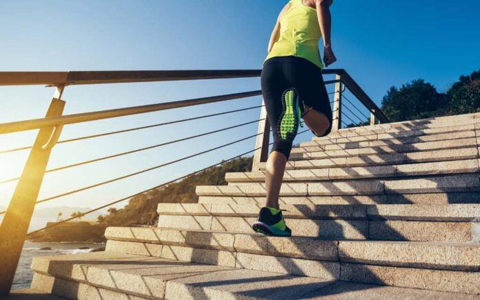 Løpetrening vektreduksjon