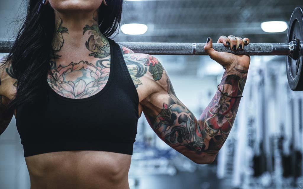 BMI VS FETTPROSENT
