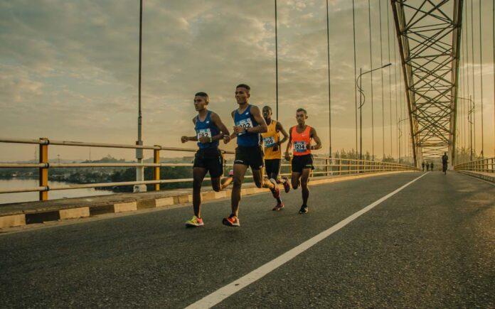 Gjennomsnittsfart jogging
