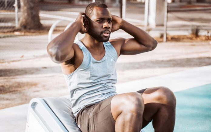 Hvordan trene siden av magen
