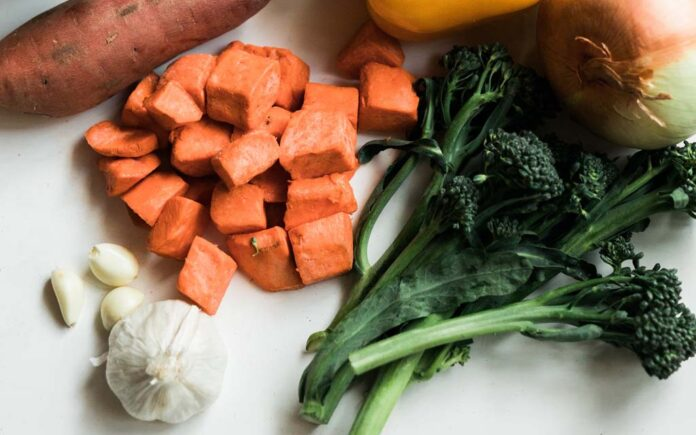 Hva er grønnsaker