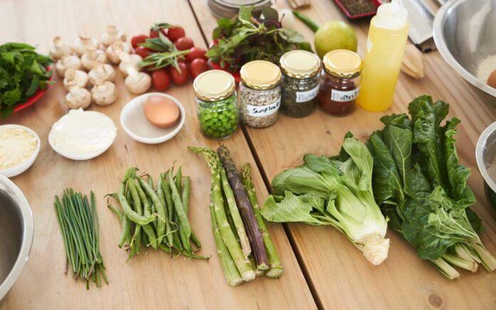 Sunneste grønnsaker