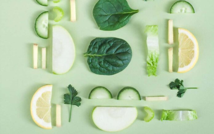 Vitaminer i grønnsaker